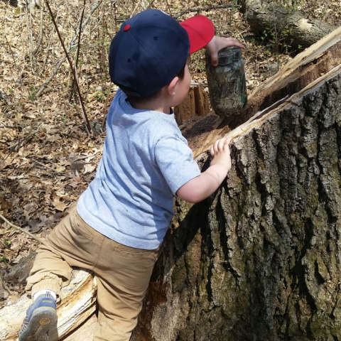 Geocaching (whether in state parks or your own neighborhood) combines three things  kids on the autism spectrum often enjoy — technology, clearly defined goals and a reward  at the end.